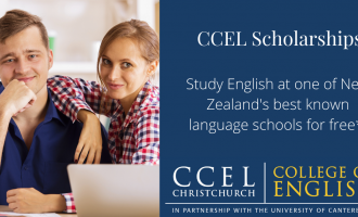 CCEL Pathway Scholarship