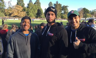 CCEL and the Crusaders introduce Game On English to Brazilian rugby players