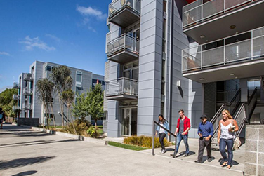 Christchurch University Student Residence Photo